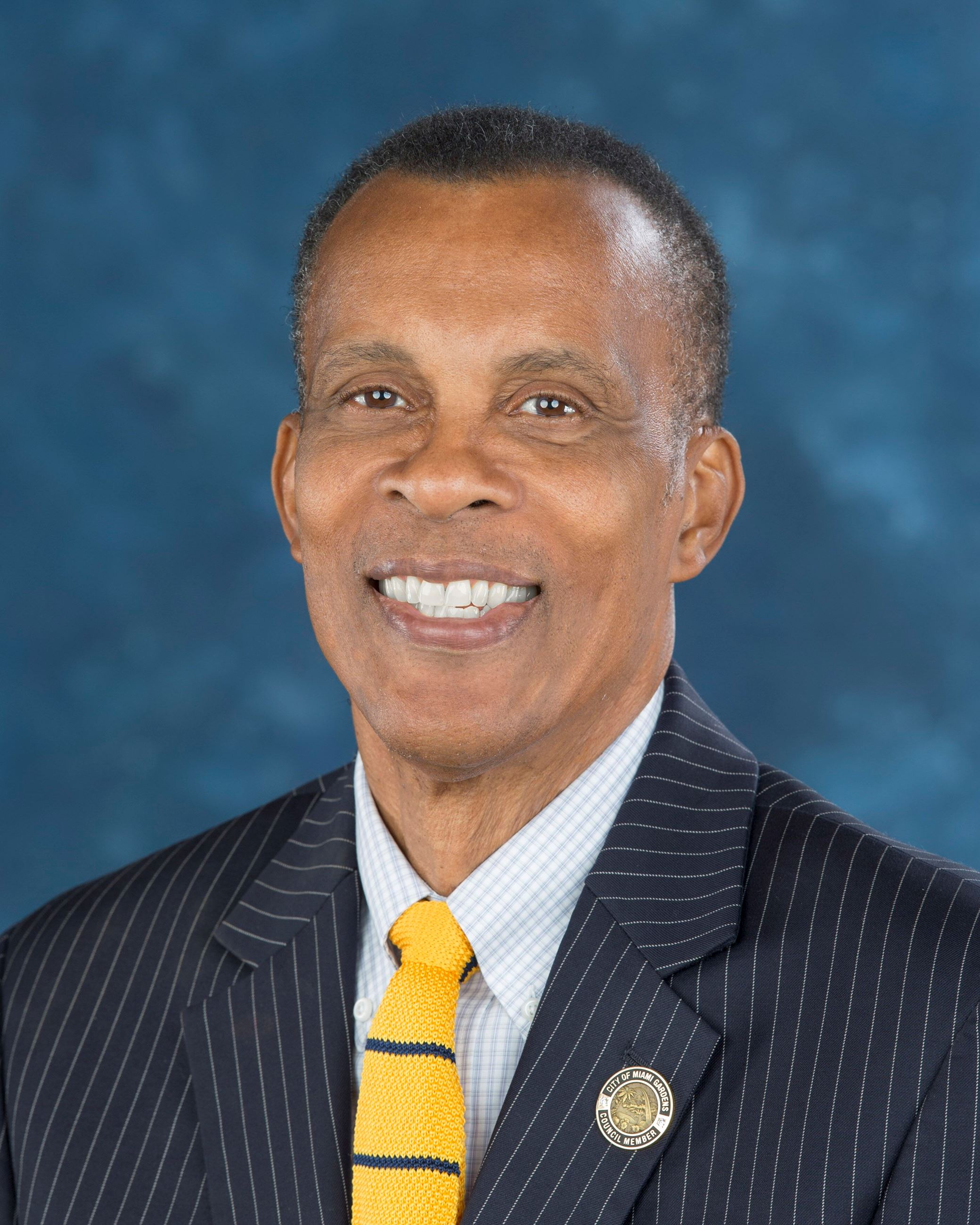 Councilman David Williams Jr.