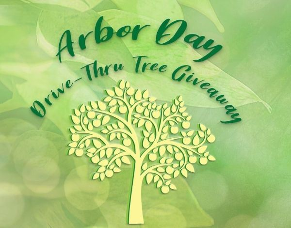 Flyer for Arbor Day